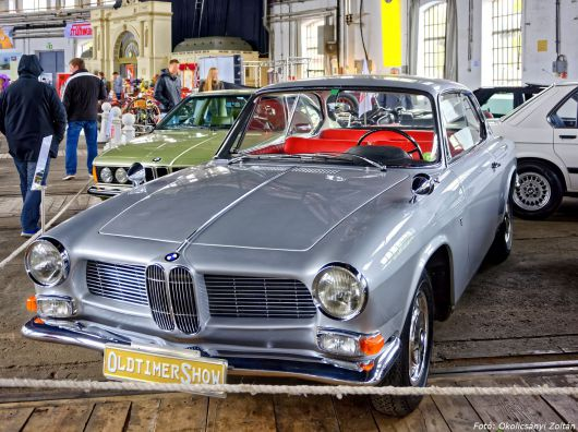 BMW 3200CS Bertone 1965_